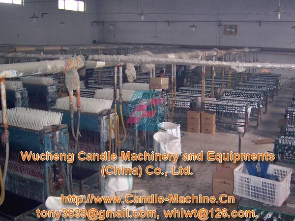 Candle-Making-Factory